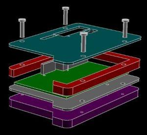 Programa CAD 2D y 3D